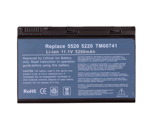 BATERIA PORT. ACER 5320 GRAPE 32 - 10.8V