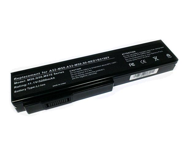Bateria port. Asus g50 - l50 - m50 - m51 (a32-m50)