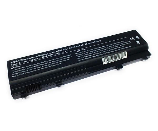 Bateria port. p.bell easynote a5 -a7 -a8 - squ-409