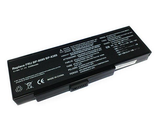 Bateria port. p.bell e1260 - Fujitsu - k7600 - bp-8089