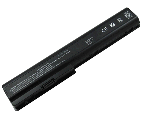 BATERIA PORT. HP DV7 SERIES 14.4V 6600 MAH