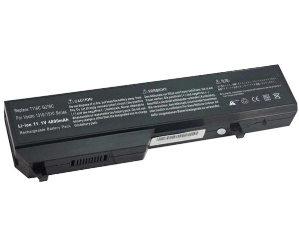 Bateria port. Dell vostro 1310 - 1320 - 1520 - 2510 11.1v