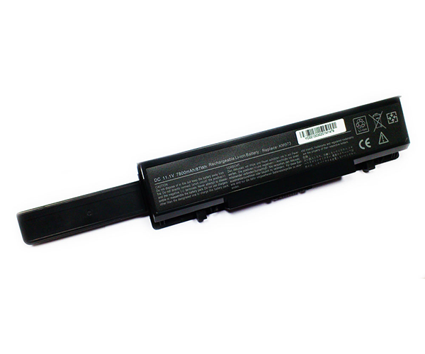 Bateria port. Dell 7800 mah studio 1735 1736 1737
