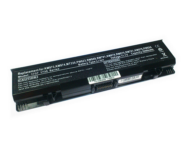 Bateria port. Dell studio 1735 1736 1737 11.1v