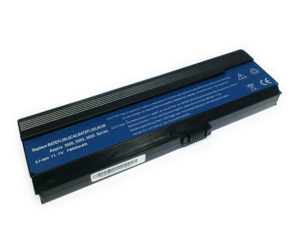 Bateria port. Acer Aspire 3030 3050 3200 7800mah