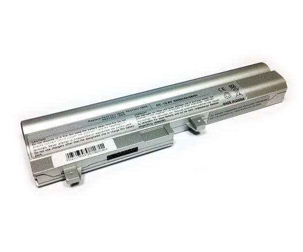 Bateria port. Toshiba nb200 - nb205 plata
