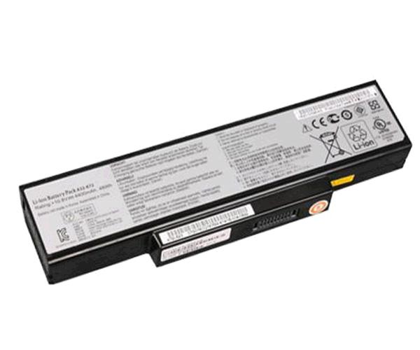 Bateria port. Asus  a72 - m51 - x53s  - k72 -  a32-k72