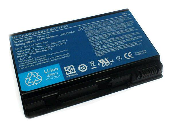 BATERIA PORT. ACER CONIS72 - GRAPE 32 - TM00742 14.8V