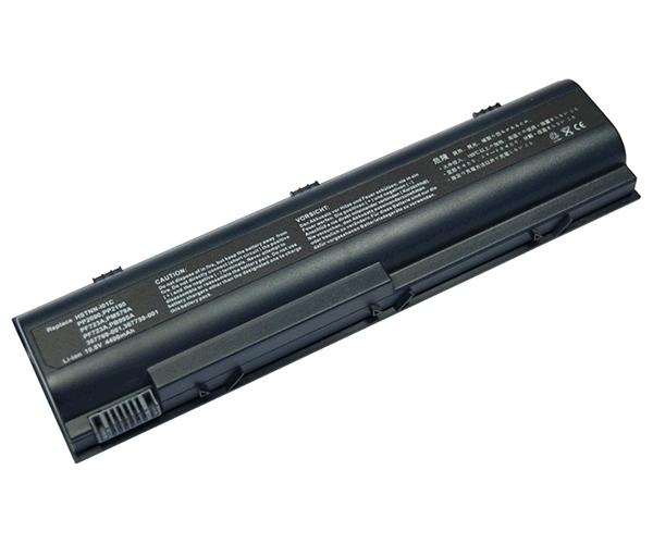 Bateria port. Hp dv1000 - dv4000 - dv5000- v2000