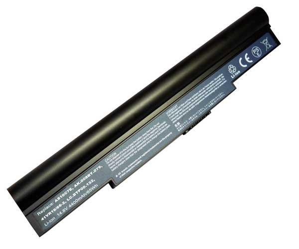 Bateria port. Acer Aspire ethos 5943g series 14.8v  as10c7e