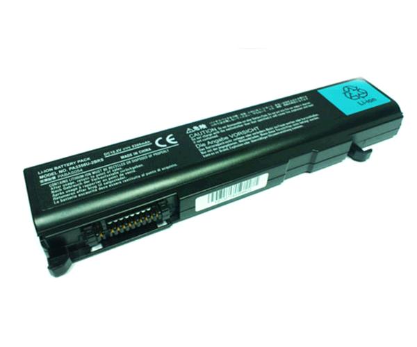 Bateria port. Toshiba tecra m9- m10- pa3356u-1brs - 10.8v