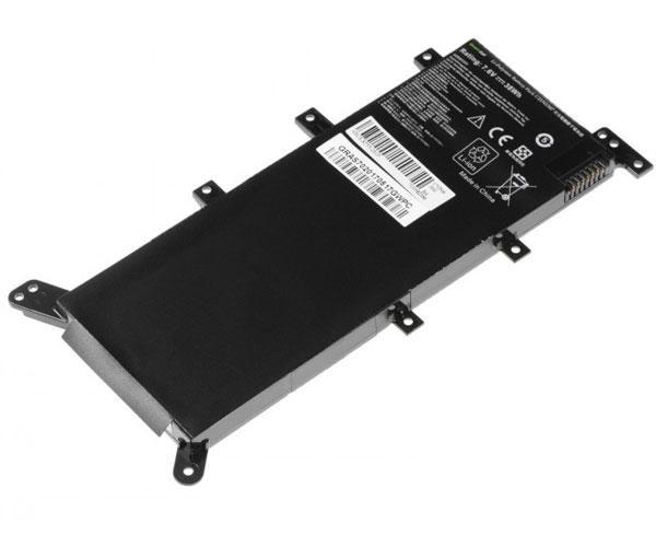 Bateria port. Asus f555l - x555l - k555l - k555 - x554l - c21n1347 - 3 Orificios