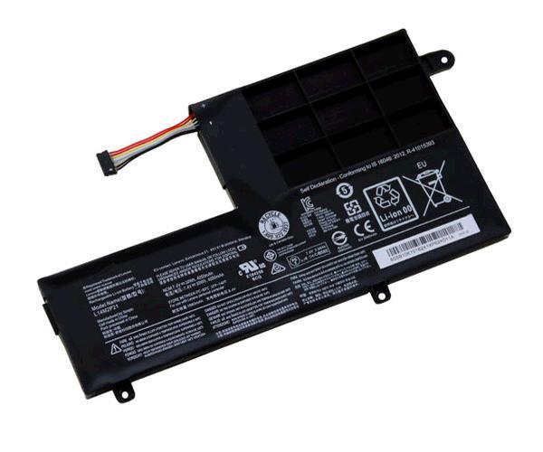 Bateria port. Lenovo yoga 500 - s41 - s41-70 - flex 3 1480 - 510s-14isk