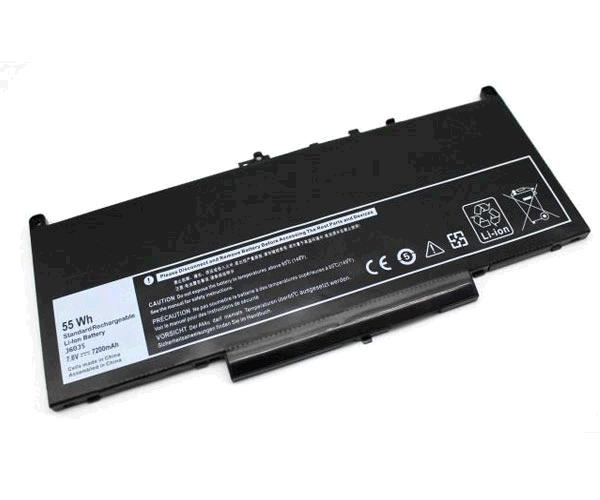 Bateria port. Dell Latitude E7270 - E7470 Series - 7.6v
