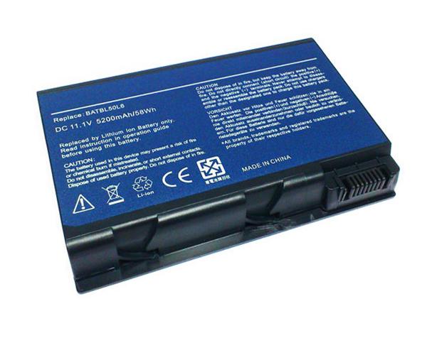 Bateria port. Acer Aspire 5610 - 3100 batbl50l6 11.1v