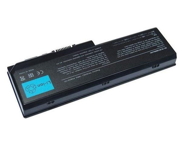Bateria port. Toshiba Satellite p200 - p205 - x200 - x205 - Pa35636u-1Brs - Alta capacidad 6600Mah