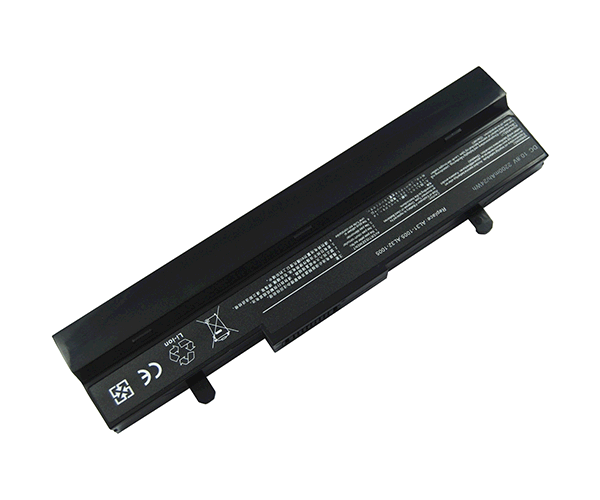 BATERIA PORT. ASUS EEE PC 1005 / 1101  NEGRA