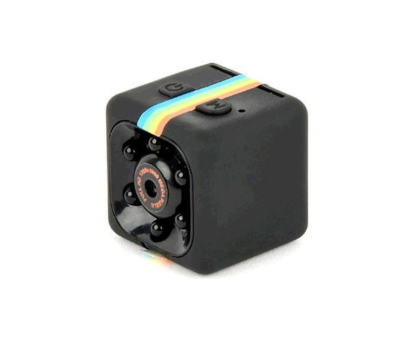 Mini Camara Hd - Vision nocturna - Grabacion 1080p-720p 30 Fps - Grabacion a Microsd Max.32Gb - 1.3Mpx