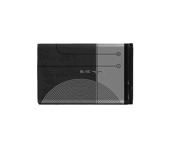Bateria movil comp. Nokia bl-5c  6030-n70-n71-n91-