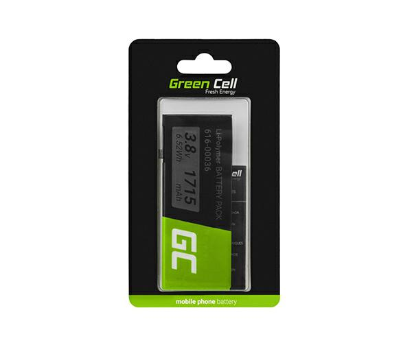 Bateria movil para iPhone 6S Greencell 3.82v 1715 mah