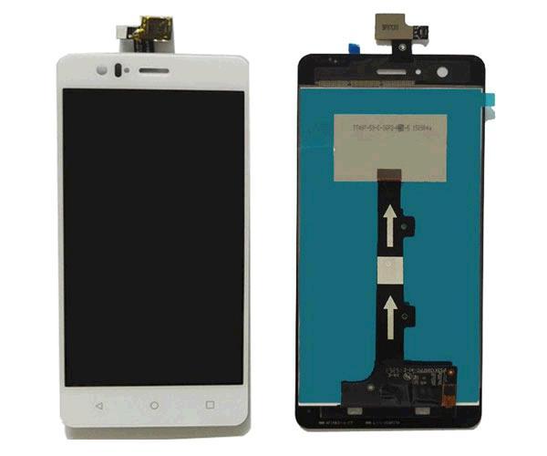PANTALLA MOVIL TACTIL + LCD BQ AQUARIS M5 BLANCA