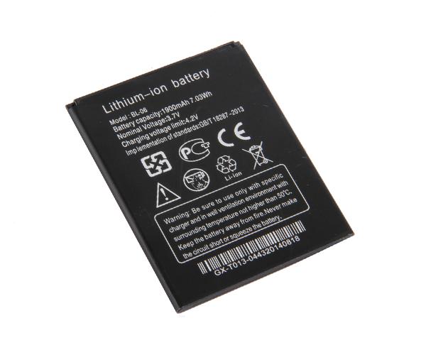 Bateria orig. movil THL t6s - t6 - t6c -  bl-06  1900 mah