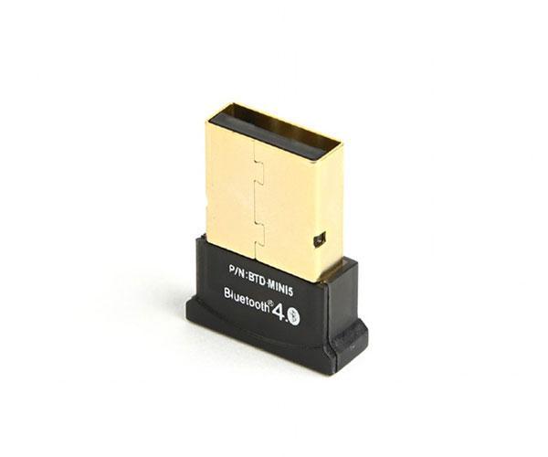 Adaptador Mini Bluetooth V4.0 Gembird - Usb 2.0 - Btd-mini5