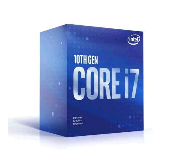 Micro intel core i7-10700 2.9Ghz  - 16mb - Socket 1200 - 8 Nucleos - 10º Gen.