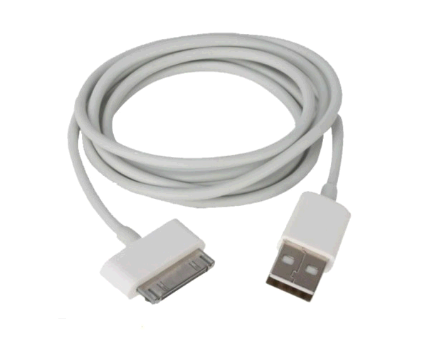 CABLE DE DATOS PARA IPHONE 3-4