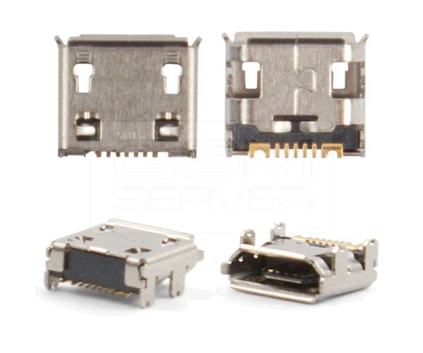 CONECTOR CARGA SAMSUNG S5300-S5360-S5570-...