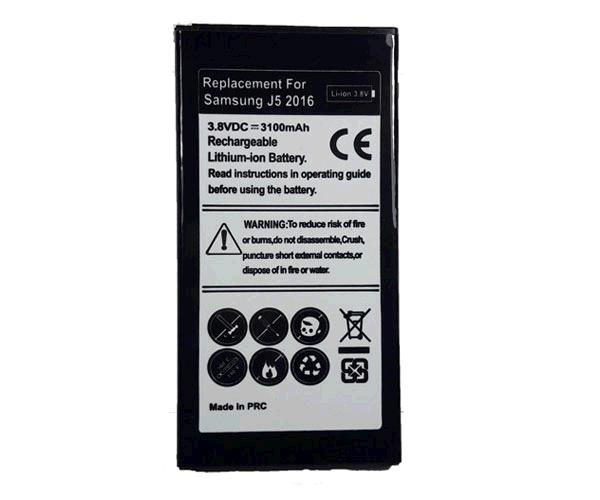 BATERIA MOVIL COMP. SAMSUNG GALAXY J5 2016 - BJ510CBE
