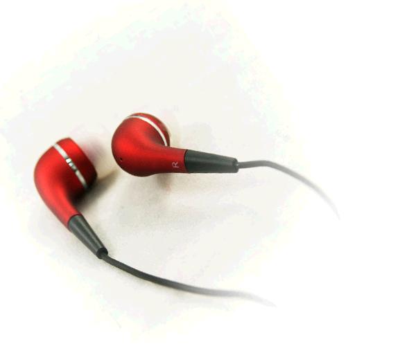 Auricular cool rojo k2500