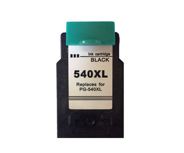 INKJET ALTERNATIVO CANON PG540 XL NEGRO 24ML (MARCA EL NIVEL DE TINTA)