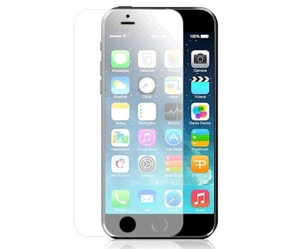 CRISTAL TEMPLADO IPHONE 6-7-8- REFUERZO 5D  BLANCO