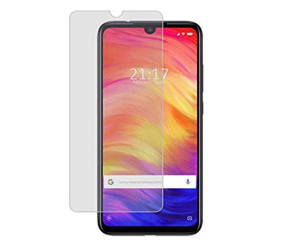 Cristal templado Xiaomi Redmi Note 8  negro