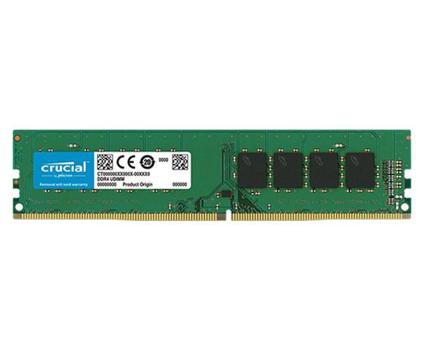 Memoria ram crucial DDR4 4Gb 2666mhz - DIMM - non-ecc - Ct4g4dfs8266