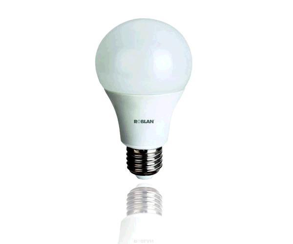 Bombilla LED Roblan e27 estandar - 10w - calido - 3000k - 800lm - 175-250v
