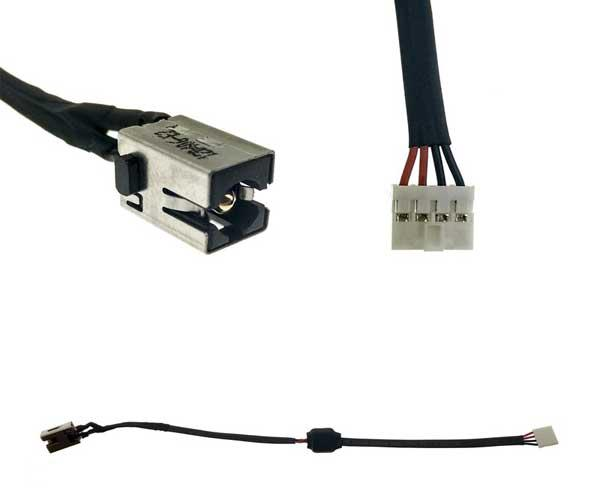 DC-JACK CABLE TOSHIBA SATELLITE P870 - P875 SERIES - L50-B