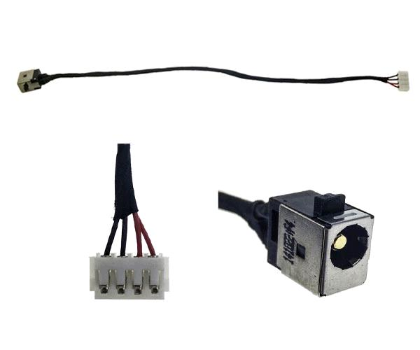 DC-JACK CABLE TOSHIBA SATELLITE P50-A-13M - H000057080