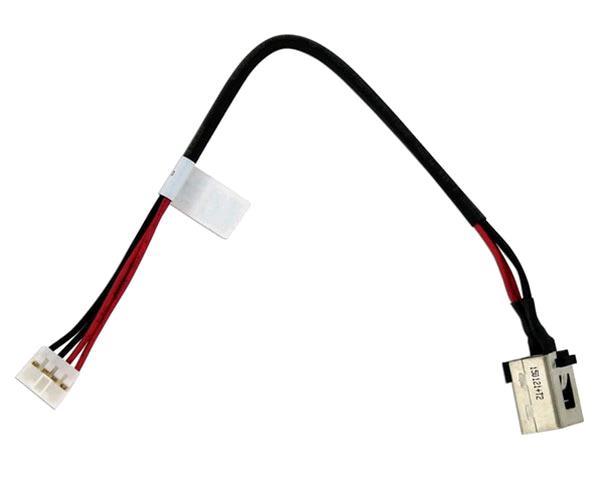 Dc-Jack cable Toshiba Satellite l50-b - l50d-b - l50t-b - l55-B5276