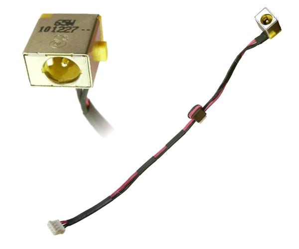 Dc-Jack con cable Acer Aspire 5741- 5551- 5742  65w
