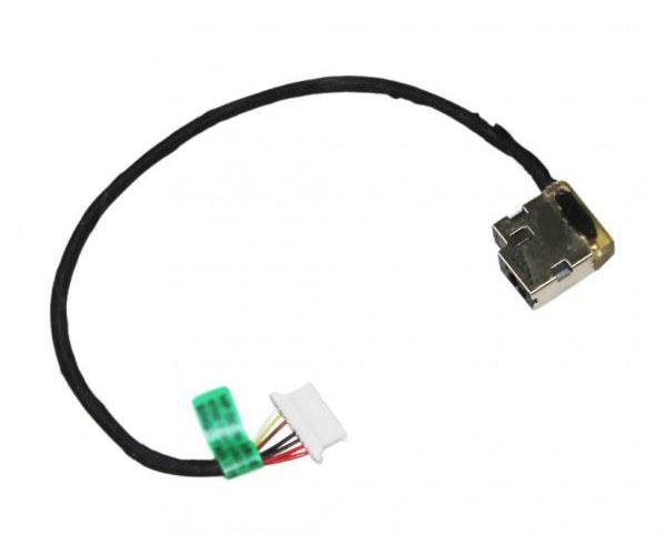 DC-JACK CABLE HP PAVILION 15-BS - 15-BW - 255 G6 - 931613-001