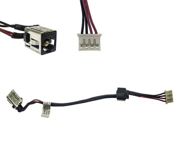 DC-JACK CABLE ASUS K53 - K53E - K53U - K53T