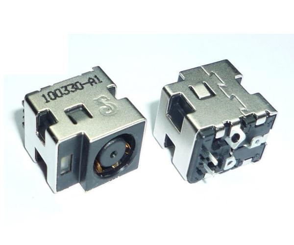 DC-JACK HP DV6 - CQ71 - DV5 - CQ61 - CQ70 - G50 -