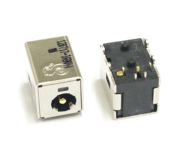 DC JACK HP DV6000 - DV9000 - PJ-34A  1.65MM