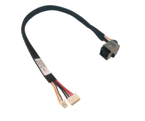 DC-JACK HP CABLE 4410S- 4510S - 4520 - 4710S- 20CM