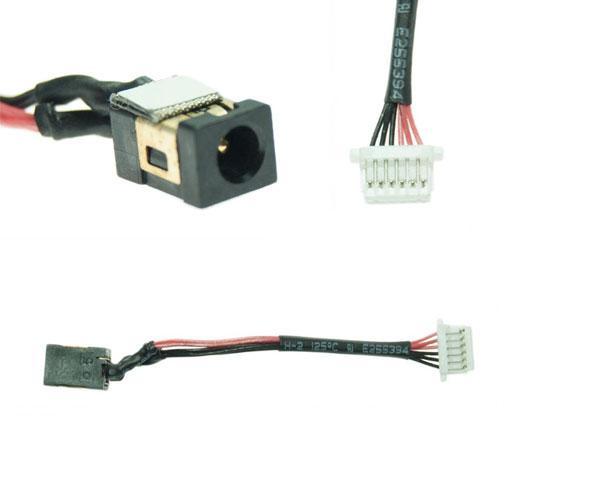 Dc-Jack cable Samsung np-np530u3c - np540u3c