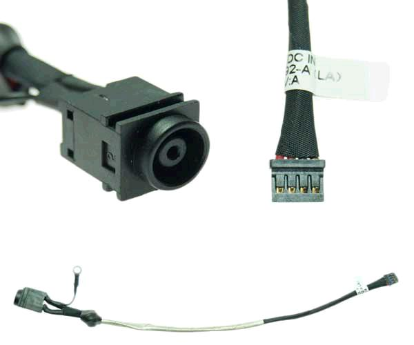 Dc-Jack cable Sony vpc-ec