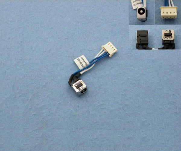 Dc Jack cable Fujitsu lifebook ah530 - ah531   7cm