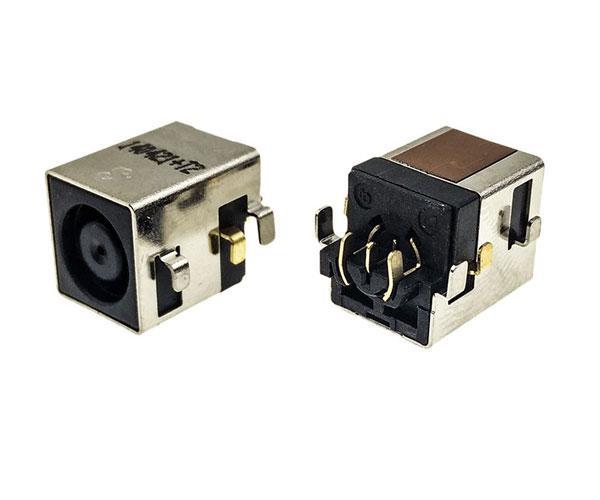 DC-JACK HP PROBOOK 6450B - 6550B - 6555B - 6460B - 6470B - 6475B - DELL LATITUDE N5010- E5510 - E5410 -